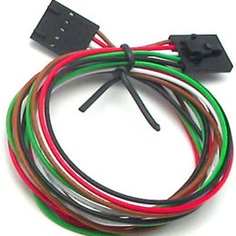 3019_0 Phidgets Highspeed Encoder Cable 50cm
