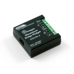 Wheatstone Bridge Phidget DAQ1500_0